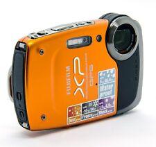 Fujifilm FinePix XP30 Orange Camara acuática 14MP – GPS - Sumergible 5m