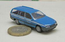 """Herpa 4129: Opel Omega GLS , A Mobil home , """"Bavaroise Rundfunk"""""""