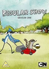 REGULAR SHOW - SEASON 1 - DVD - REGION 2 UK
