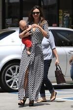 Diane von Furstenberg Abigail Chain Link Wrap Maxi Dress size 0, 2, 4, 6, 8
