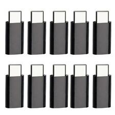 "10PC USB 3.1 Type-C to Micro USB Converter USB-C Adapter For 12"" Macbook Retina"