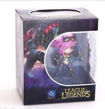 League of Legends LOL The Piltover Enforcer Vi Q Action Figure PVC Model Toys