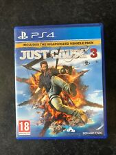 PS4 Game Just Cause 3
