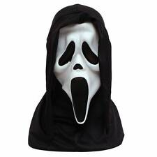 OFFICIEL Howling blanc SCREAM HORREUR Masque &hood halloween adulte déguisement