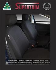FRONT Seat Covers Fit Volkswagen Tiguan Premium Neoprene Waterproof