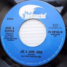 JADE & PEPPER Pop PSYCH bubblegum 45 JIG A JUBE JUBE DEBORAH  F2343