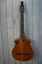 alte, antike Gitarre ( Wappengitarre )