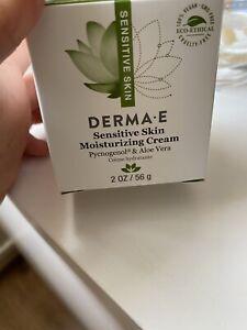 Derma E, Sensitive Skin Moisturizing Cream, 2 Oz (56 G)