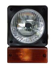 HEADLIGHT TO FIT JCB - John Deere Matbro Manitou Indicator Includes Bulb 2CX 3CX