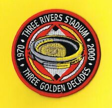 PITTSBURGH PIRATES 2000 THREE RIVERS STADIUM 30th ANNIVERSARY PATCH