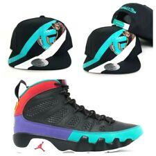 Matching Mitchell Ness Vancouver Grizzlies Snapback Hat Jordan 9 Dream It Do It
