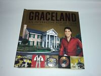 Elvis Presley Graceland Book Interactive Pop Up Tour collectors memorabilia