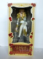 The Rose of Versailles Lady Oscar SEGA Premium Figure Silver Anime F/S Tracking