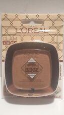 Poudre Bonne mine naturelle Glam Beige Peau Medium L'oréal