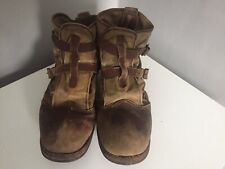 WW1-WW2 Era Hob Nail Boots Size 10