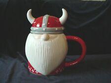 Viking Gnome Tea Infuser Mug - NEW