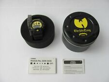 "Casio G-Shock 3230 ""The Wu Tang Brand Limited O.G."" Digital Watch DW-6900FSWTC"