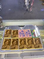 Lot Of (10) Vintage Shirley Temple Compact Mirrors