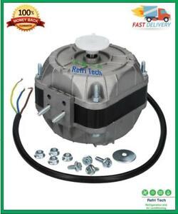 Fan Motor 5W Multifit Universal Replacement Motor 5watt