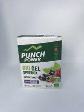 Speedox gel antioxydant fruits rouges bio 6x25-Punch Power- 01/2022/