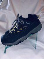 Worx Athletic 5012 Work Shoes Black W/Yellow - Aluminum Toe 13M Mens