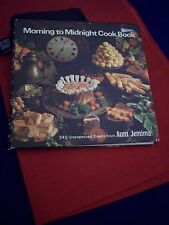 Cookbook (1) Morning to Midnight Cook Book Treats from Aunt Jemima 1969(361)