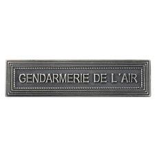 Agrafe pour médaille Ordonnance GENDARMERIE DE L'AIR