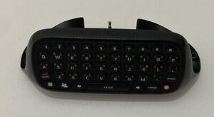 Official Microsoft Xbox 360 Chatpad BLACK