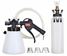 UK SELLER Brake & Clutch Bleeder / Bleeding Vacuum Type Kit Pneumatic