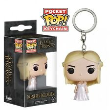 Portachiavi Daenerys Targaryen Game of Thrones Pocket Pop! Vinyl KeyChain Funko