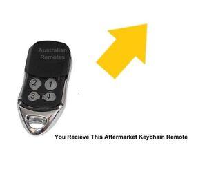Keyring remote control compatible with BD SDO-2v1 PD & SDO-2v2 PD