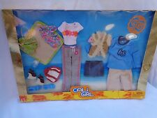 BARBIE CALI GIRL FASHION OUTFITS WITH SHOES PACK 3 2003 NEW
