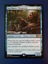 Core Set 19 Magic the Gathering: Sai MTG Master Thopterist x1