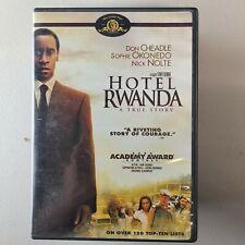 Hotel Rwanda Don Cheadle Pg13 60% Off 4+ Dvds Free Ship $2 Each