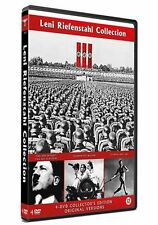 Leni Riefenstahl Collection (4 DVD)