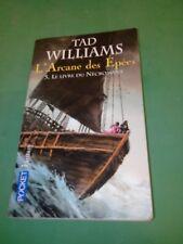 L'Arcane des Epées, Tome 5 : Le livre du nécromant - Ted Williams