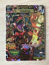 Strong Animal Kaiser Maximum (SAKM) Version 3 Ultra Rare Card - Gladios