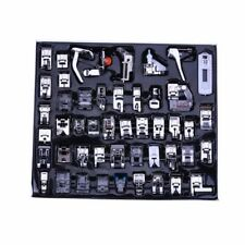 48pcs Domestic Sewing Machine Foot Presser Feet Set For Brother Singer Janome US