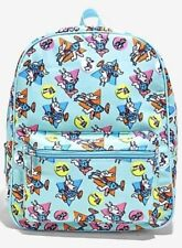 34d78c2d38d2 Backpack Rocko s Modern Life Spunky Nickelodeon Mini School Bag Purse Retro  90s