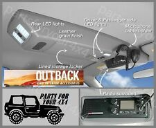 Overhead Car Amp Truck Interior Consoles Ebay