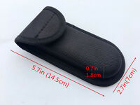 Nylon Sheath For Folding Knife Case Outdoor Camping Hunting Blade Bag Pouch Gift