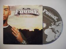 LA FOUINE : PEACE ON EARTH ♦ CD SINGLE PORT GRATUIT ♦