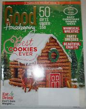 Good Housekeeping Magazine Best Cookies Ever December 2014 031715R2