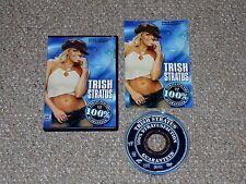 WWE Trish Stratus 100% Stratusfaction Guaranteed DVD 2003 Complete