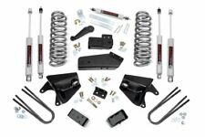 Rough Country 4in Ford Suspension Lift Kit 80-96 Bronco 4WD