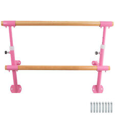 Ballet Barre Wall Mounted Adjustable Stretch Bar 1.2M Dance Exercise Training