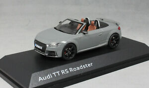 iScale Audi TT RS Roadster in Nardo Grey 5011610531 1/43 NEW