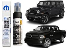 OEM Mopar Gloss Black PX8 Touch Up Paint Jeep Chrysler Dodge New Free Shipping
