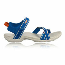 Sandalias con tiras de mujer Teva de lona