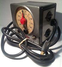 MASTER Time O Lite Industrial Darkroom Timer M-59 Vintage Master Made*